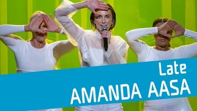 Amanda Aasa - Late