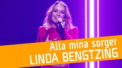 Linda Bengtzing - Alla mina sorger