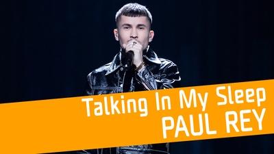Paul Rey - Talking in my sleep