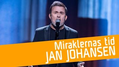 Jan Johansen - Miraklernas tid