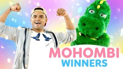Mohombi - Winners