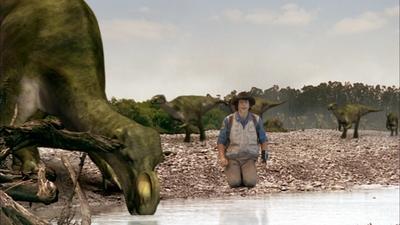 Muttaburrasaurusen och bären