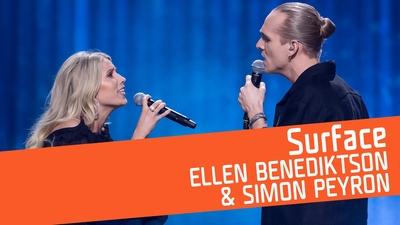 Ellen Benediktson & Simon Peyron - Surface