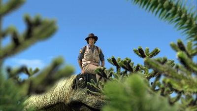 Brachiosaurus och brödgranen