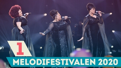 Melodifestivalen 2020, del 1