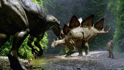 Stegosaurusen och färgen