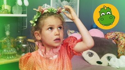 5. Prinsessan Ljuvlig
