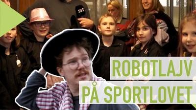 Lajv med robotar