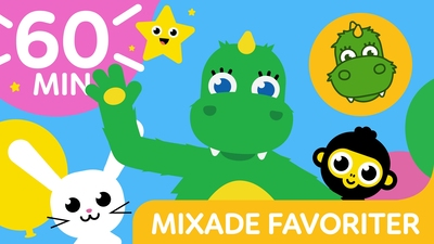 Mixade favoriter: 60 minuter