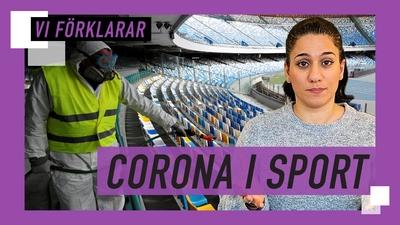 Så har Coronaviruset påverkat sportens värld!