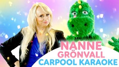 Nanne Grönvall - Carpool Karaoke