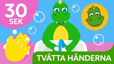 Drakens dag: Tvätta händerna