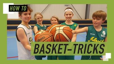 Lär dig grymma baskettricks!