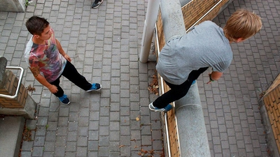 3. Loom-band och parkour