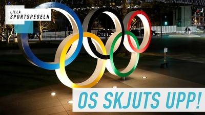 OS i Tokyo flyttas till 2021!