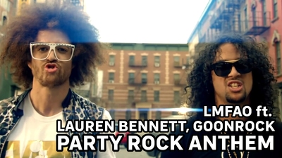 LMFAO ft. Lauren Bennett, GoonRock - Party Rock Ant