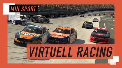 Racerförarna tävlar online!