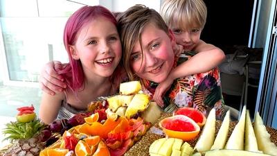 Frukt och prutt