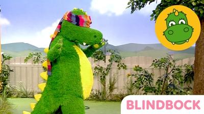Draken leker blindbock