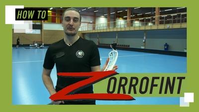 Lär dig göra Zorrofinten!