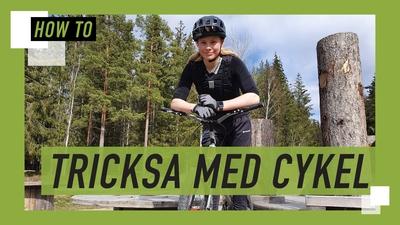 Lär dig hur man kör cykeltrial!