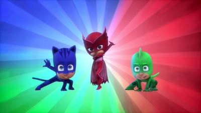 Superhjältedans
