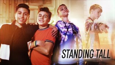 1. Standing Tall