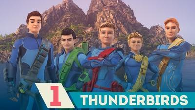 Thunderbirds, del 1