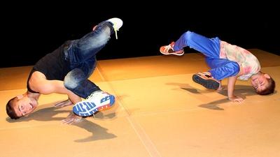7. Modellbygge och streetdance