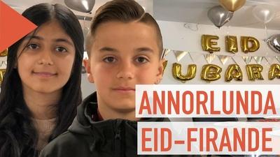 Vad är den muslimska högtiden Eid?