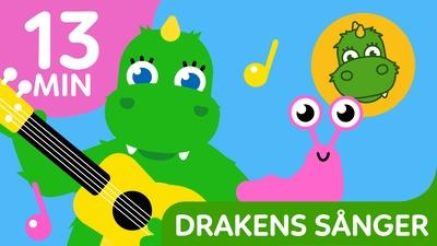 Mixade favoriter: Drakens sånger - 13 minuter