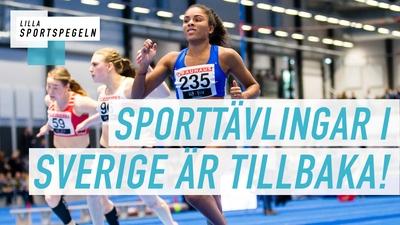 Elitidrotten är tillbaka i Sverige!