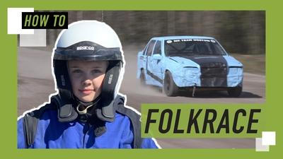 Lär dig mer om Folkrace!