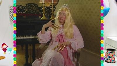 Prinsessan med guldnaglarna