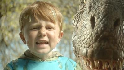 1. Träffa en annan t-rex