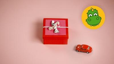 Drakens paket: Bil