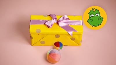 Drakens paket: Bollar