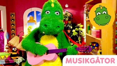 Drakens musikgåtor