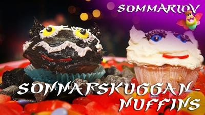 Sommarskuggan-muffins