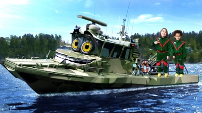 Stridsbåten