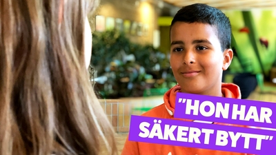 Samir – Hon har säkert bytt