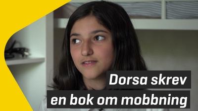 Dorsa skrev en bok om mobbning