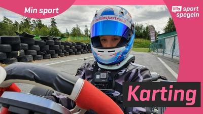 Milla siktar mot Formel 1!