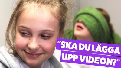 Rut – Ska du lägga upp videon?