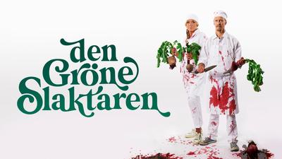 Anne Lundberg och Paul Svensson reser på en fartfylld matresa i Skåne på jakt efter de okända gröna råvarorna i programmet Den gröne slaktaren.