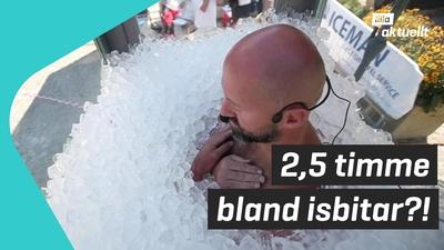 Rekord i isbad