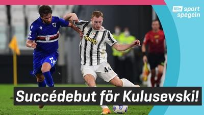 Svensken gjorde mål i sin ligadebut för Juventus!
