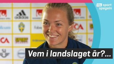 Fyra snabba med Magda Eriksson