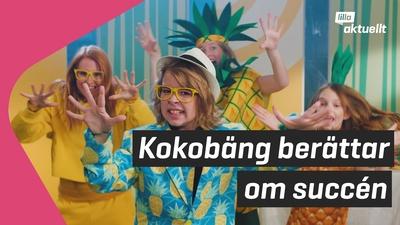 Kokobäng var nominerade till humorpris