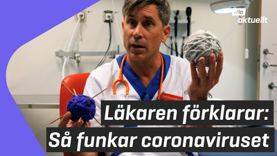 Så funkar coronaviruset
